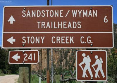 61216 rock creek stoney creek cg 3107 sign_MontanaPictures_Net