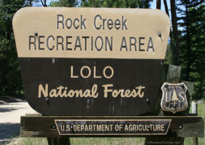 61216_rock creek 3114 lolo sign_MontanaPictures_Net