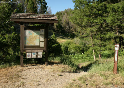 71413 humbug trailhead 7883 signs_MontanaPictures_Net