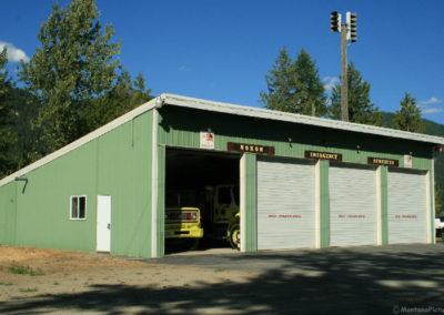 61008 noxon 4689 fire station_MontanaPictures_Net