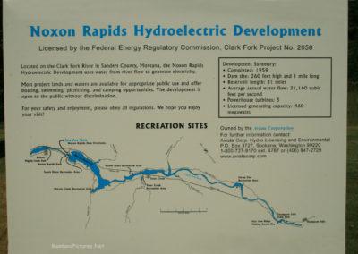 61008 noxon dam 4417 map_MontanaPictures_Net