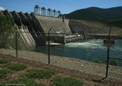 61008 noxon dam 4425 picture fence_MontanaPictures_Net