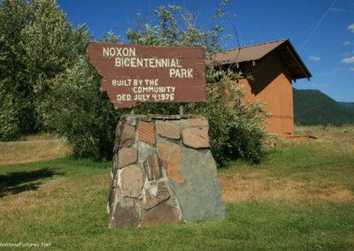 61008 noxon stage 4687 sign_MontanaPictures_Net