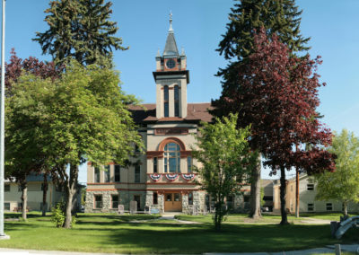 61212 kalispell courthouse pano_MontanaPictures_Net