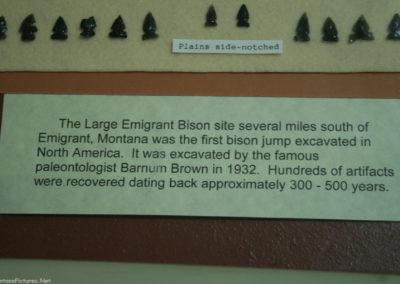 71008 liv museum 7329 arrowheads_MontanaPictures_Net
