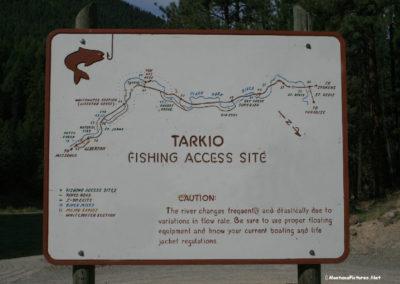 92510 alberton 0450 tarkio map sign_MontanaPictures_Net