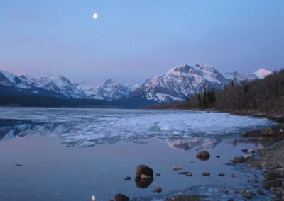 41903 Glacier St Mary Moon_MontanaPictures_Net