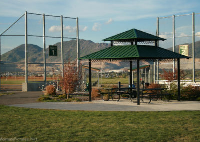 53009 butte harrison ballfield table 1185_MontanaPictures_Net
