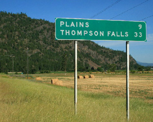 Explore Highway 200 From Heron To Paradise, Montana