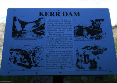 61410 kerr 4315 history sign_MOntanaPictures_Net