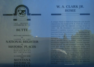 62108_62708 Traf clark house pm 9082 sign_MontanaPictures_Net