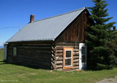 62313 helmville 7107 log cabin_MontanaPictures_Net