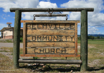 62313 helmville 7238 church sign_MontanaPictures_Net