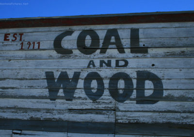 62708 Butte Coal Wood 8584_MontanaPictures_Net