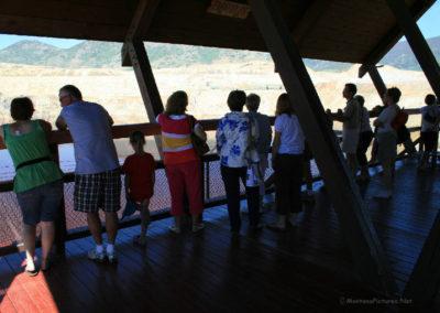 62808 butte pit deck visitors 0076_MontanaPictures_Net