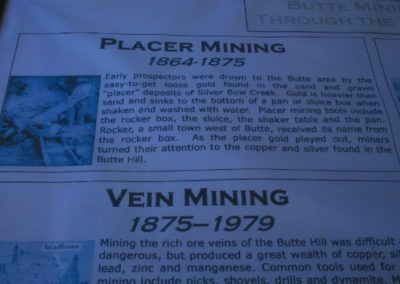 62808 butte pit sign placer mining 0069 single151