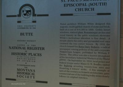 62908 butte am methodist st paul 1336 sign_MontanaPictures_Net