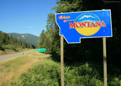 71809 heron border 4876 sign_MontanaPictures_Net