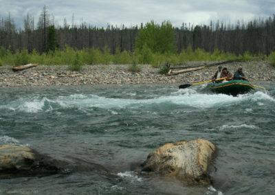 72208 prairie river rapids raft 8275_MontanaPictures_Net