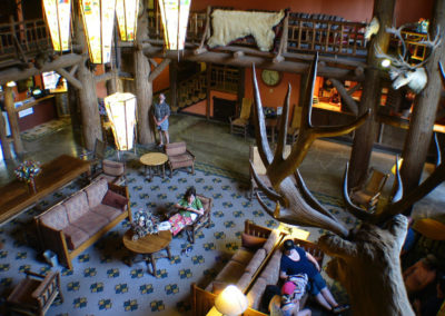 72508 Donald 2760 antler lobby_MontanaPictures_Net