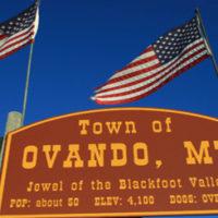 Ovando, Montana – Little town, Big Views