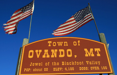 Ovando, Montana – Little Town, Big Views
