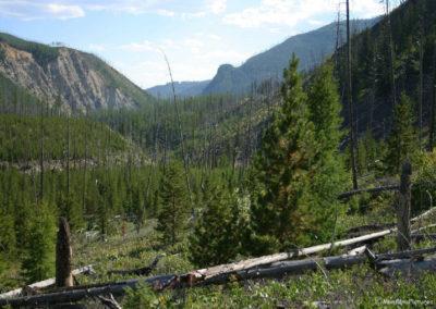 82111 danaher return north big slide 3280 view _MontanaPictures_Net