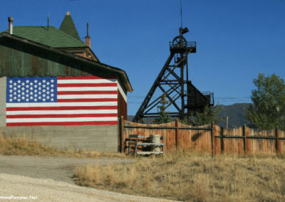92909 butte flag hf 6125_MontanaPictures_Net