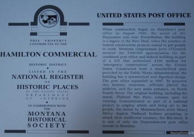 60307 hamilton post office history 0562_MontanaPictures_Net
