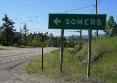 61412 somers highway 3891 sign_MontanaPictures_Net