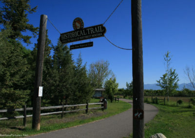 61412 somers historical trail 3872 sign far_MontanaPictures_Net