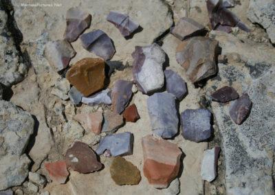 61812 bighorn rock 5180 color chert_MontanaPictures_Net