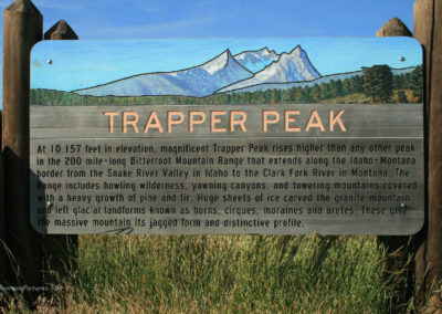 71308 darby trapper peak 9922 sign_MontanaPictures_Net