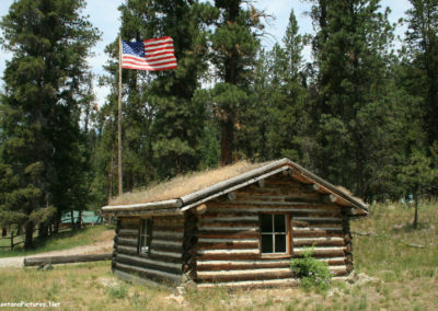 71408 darby paint1351 alta ranger cabin_MontanaPictures_Net