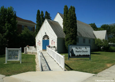 72108 hamilton church big sky baptist 9304_MontanaPictures_Net