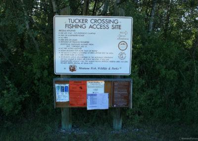 72108 hamilton fish access 8654 tucker_MontanaPictures_Net