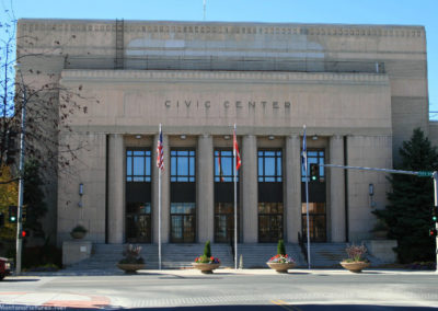 101307 gf AVE civic center face 4585_MontanaPictures_Net