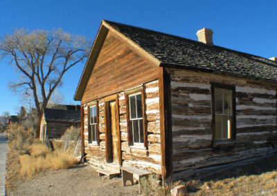 12305 bannack wallpaper house_MontanaPictures_Net