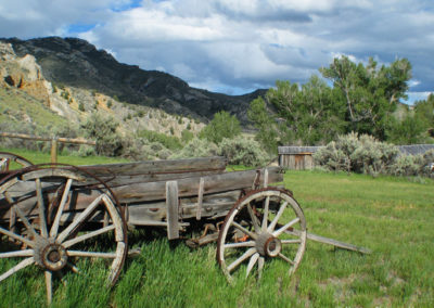 2456 Bannack Wagon 62203_MontanaPictures_Net