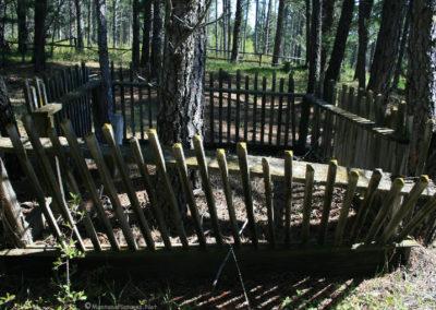 60311 zortman cemetery 2597 wood _MontanaPictures_Net