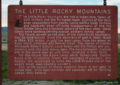 60411 belknap little rocky mtns sunset 4070 rcky mtns history_MontanaPictures_Net