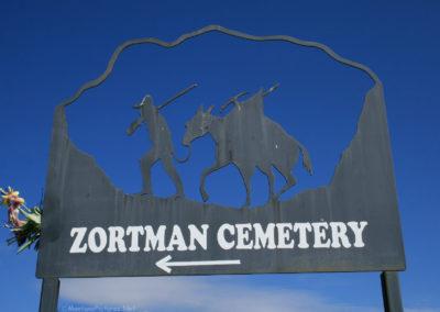 60411 zortman 2580 marker_MontanaPictures_Net