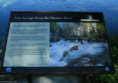 61808 gf springs flow 2159 sign_MontanaPictures_Net