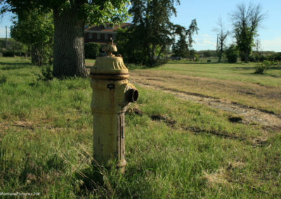 6188808 gr morony hydrant yellow 2734 house_MontanaPictures_Net