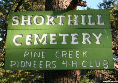 70113 shorthill green1806 sign_MontanaPictures_Net
