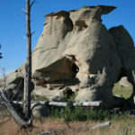 Medicine Rocks State Park – Ekalaka, Montana