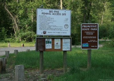 71510 alberton big pine 1621 sign_MontanaPictures_Net