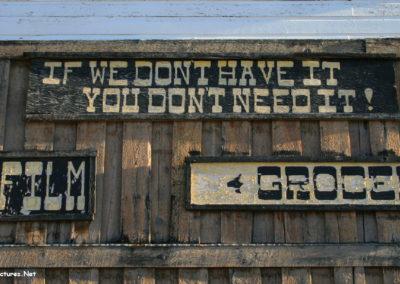 122609 augusta gen store 3672 sign_MontanaPictures_Net