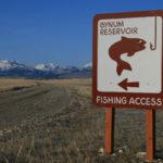 Bynum Reservoir Picture Tour – MontanaPictures.Net