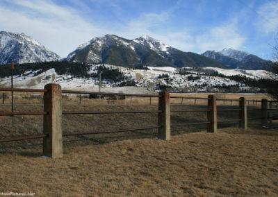 30709 emigrant 0146 pine creek fence_MontanaPictures_Net